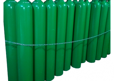 Balones de Oxigeno Medicinal de 10m3