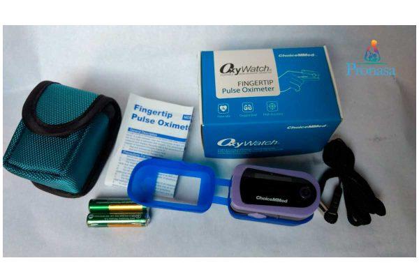Oximetro de Pulso